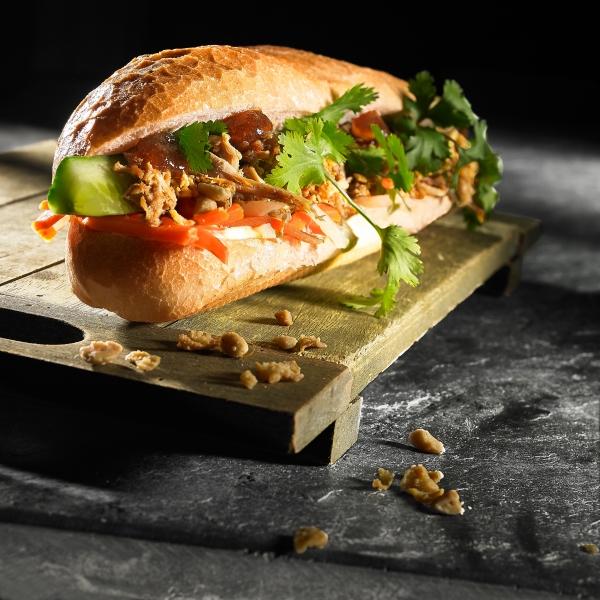 Banh Mi Express Pulled Pork